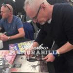 Human Racing CD Album personally signed by Nik Kershaw