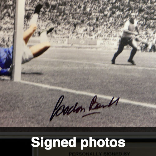Signed Photos