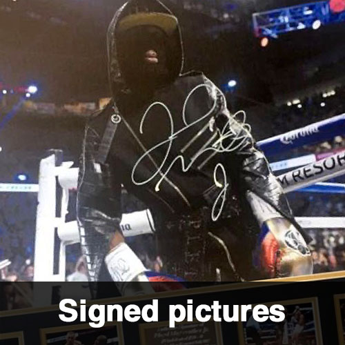 Signed Photos
